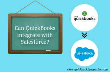 Can QuickBooks integrate with Salesforce?